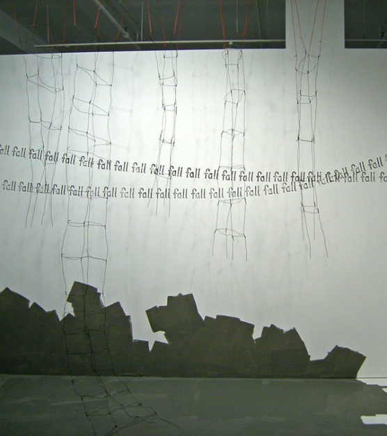 One Day (detail), 2008